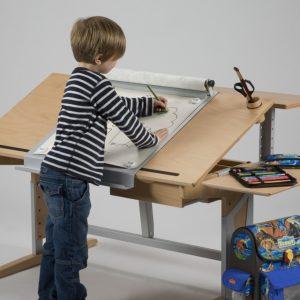Schreibtisch / Schrägpult